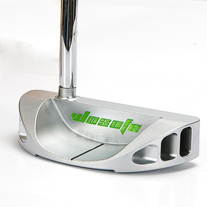 Image 1 - Golf clubs putter right handed men Semicircular shape Forged cnc steel Bending shaft