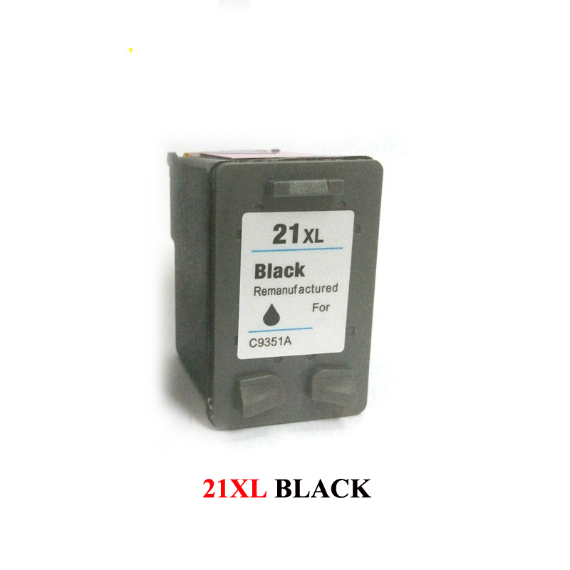 Vilaxh For hp 21xl compatible ink cartridge for hp 21 21xl Deskjet 3915 3920 3930 D2460 F2110 F2120 F2128 F2140 F2140 printer in Ink Cartridges from Computer Office