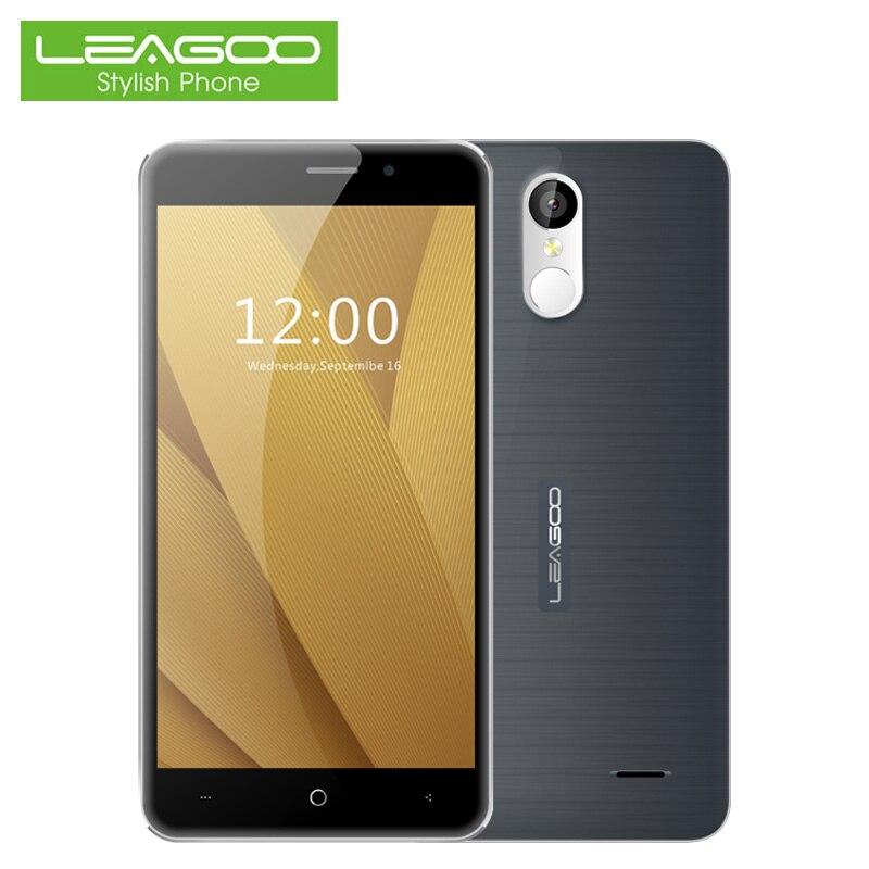 Origional Leagoo M5 Plus 5 5 Inch Smartphone Android 6 0 MT6737 Quad Core 2G RAM