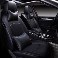 custom made car seat covers For Volkswagen All Models vw passat b5 6 polo golf tiguan jetta touran touareg car styling