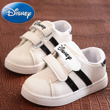 Disney Spring And Autumn Kids Casual Shoes Boys Sneakers Mid-Cut Fashion School
