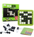 Challenge IQ Puzzle Mind Brain Teaser Logic Beads Puzzles Game Toys Solution for Children Adults