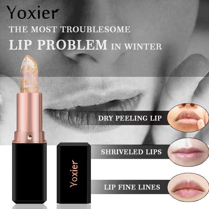 24K Gouden Olijfolie Lippenbalsem Hydraterende Natuurlijke Kleurloos Verfijnen Reparatie Rimpels Make Lippenstift Kopen 2 STUKS Gratis 1 STUKS = 3 STUKS