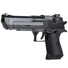 Desert Eagle Assembled Gun Model Toy Pistol King Melee King Desert Eagle Simulation Assembled