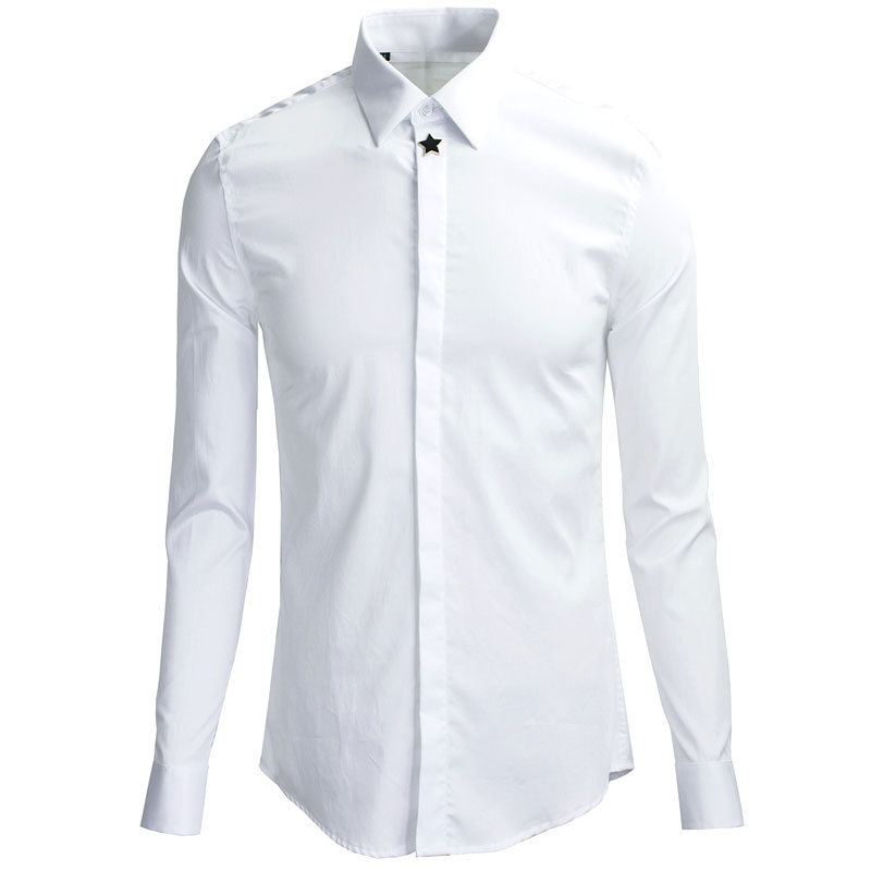 Online Get Cheap White Designer Men Tuxedo Shirts -Aliexpress.com ...