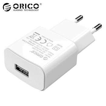 ORICO Universal USB Charger 5W 10W Travel Wall Charger Adapter Smart Mobile Phone Charger for iPhone Samsung Xiaomi iPad Tablets