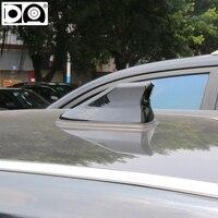 Wasserdichte hai antenne Strong radio signal Klavier malerei Abs kunststoff für Nissan Qashqai