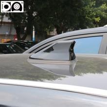 Waterproof shark antenna Strong radio signal Piano painting Abs plastic for Mazda 5