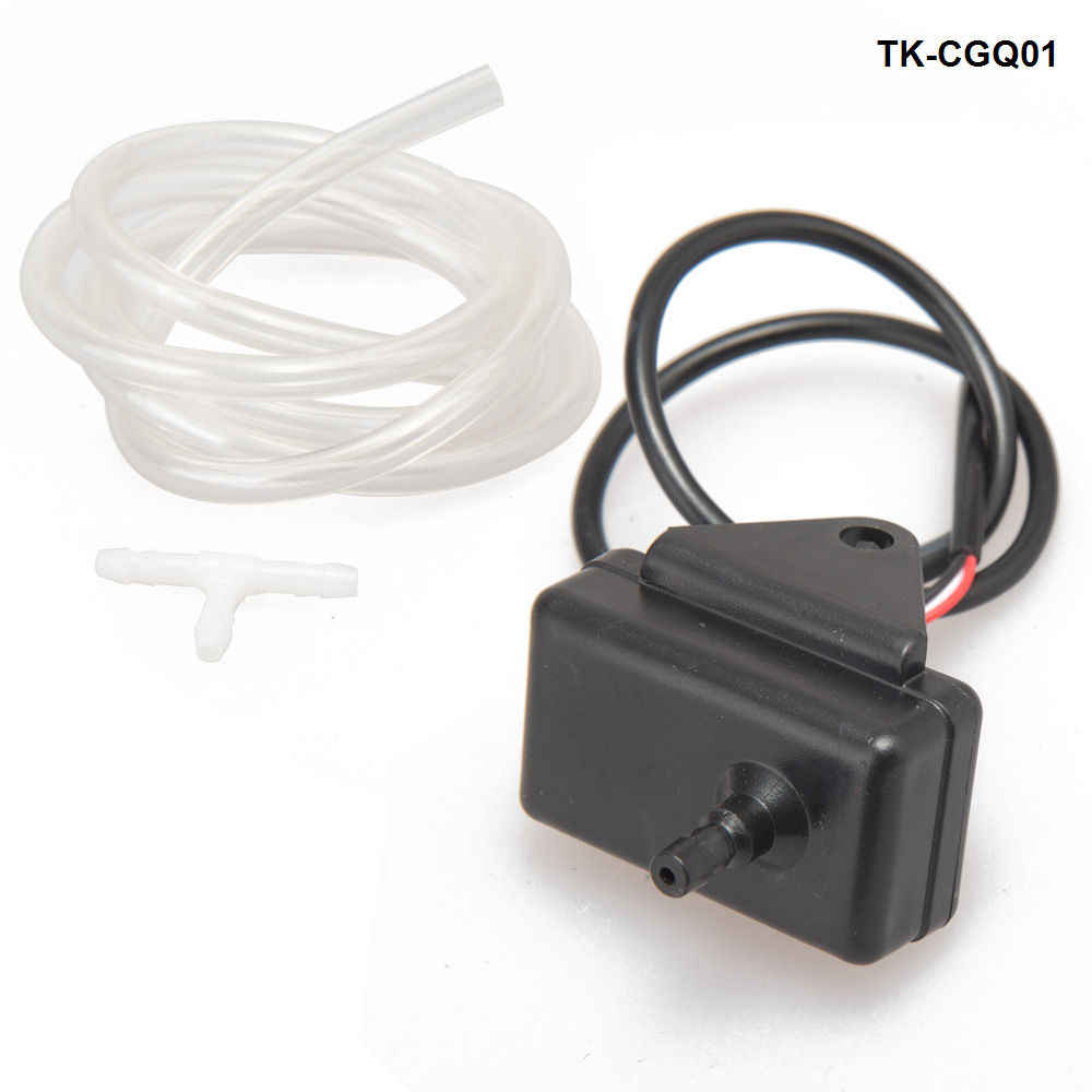 Boost Sensor W Vacuum tube Replacement Just for Our Shop's gauge For FORD MUSTANG 86-93 TK-CGQ01