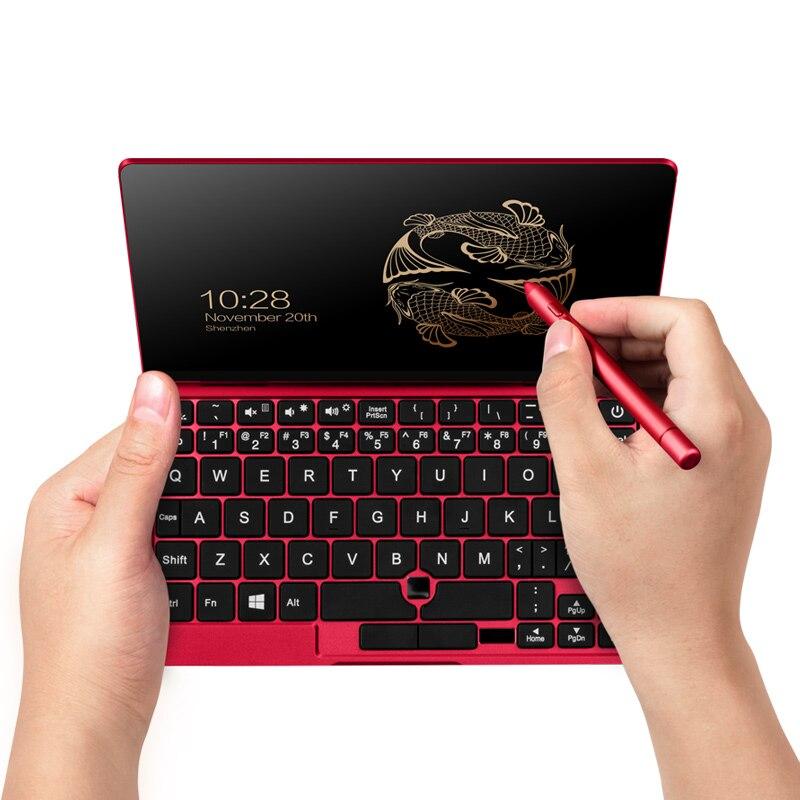 """Angemessen 7 """"8th Intel Core M3-8100y Cpu 8 Gb Ram 512 Gb Ssd Ips Touchscreen Tablet Pc Fingerprint Anerkennung Tasche Pc Bluetooth Schrecklicher Wert"""