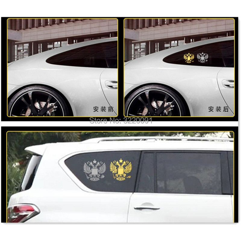 Hot Sale Car Styling Emblem Decal Motorcycle Stickers For Audi A4 B7