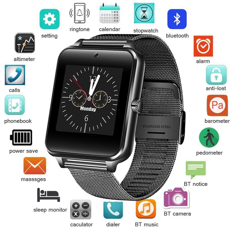 BANGWEI Uomini Orologi Smart Impermeabile Sport Activity Tracker Bluetooth Photo Funzione di Fotografia Signore Monitoraggio del Sonno Orologio