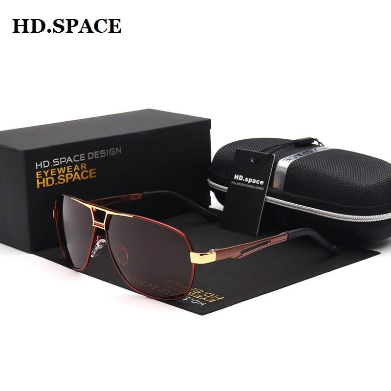 New Brand Designer Male Polarized Sunglasses Coating Mirror Driver Sun Glasses Lady Unisex eyewear for female and male