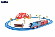 Tomas and friends ROHS PP plastic B/O train track toys