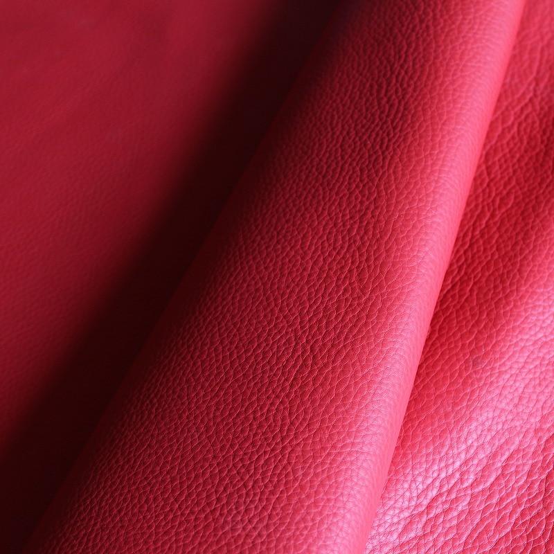 21*14 см кожаный материал ручной DIY материал кожа красный личи кожи материал импортируется из кожи