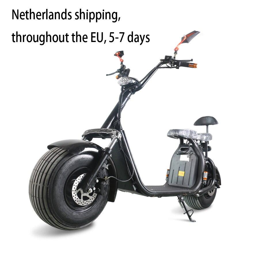 PHSC11/Harley электрический скутер/два колеса мини взрослых Электрический car/внешнего аккумулятора автомобиля/гидравлические дисковые тормоза
