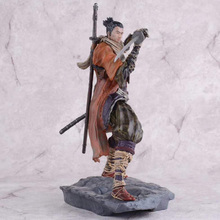 20cm SEKIRO Shadows Die Twice game figura Anime PVC Action Figures toys figure Toys For Kids children Christmas Gifts