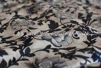 Шелк плоский Простыни 1 шт. шелк кровать Простыни 100% шелковицы заказ приемлем много размеров цветочный Цвет ls260715