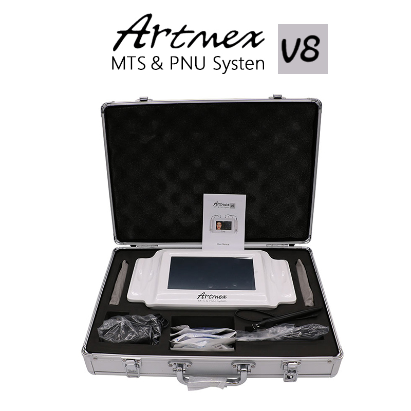 Máquina de maquillaje permanente de alta calidad digital Artmex V8 - Tatuaje y arte corporal - foto 3