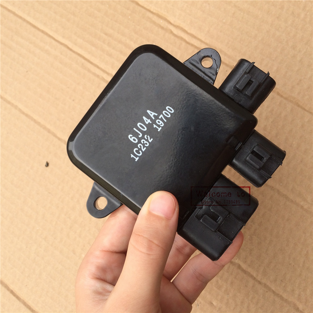 1355A124 Vehicle Radiator Relay Cooling Fan Control Module for Mitsubishi Lancer