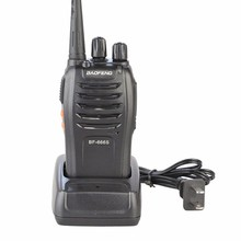 Baofeng 666s walkie talkie two way radio 16cCH UHF 400-470mhz Professional Portable Two Way Radio Baofeng BF 666S Walkie-Talkie