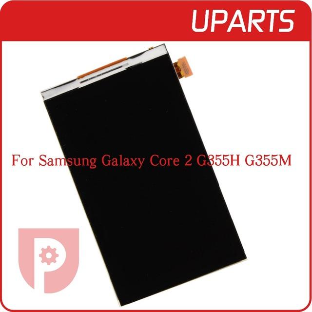 Para samsung galaxy core 2 g355h g388m dispaly substituição da tela lcd de alta qualidade, o Envio gratuito de Código de Rastreamento +