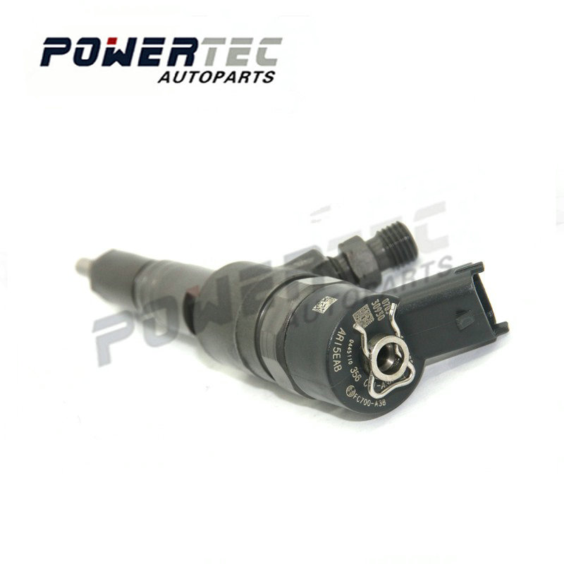 For Bosch Diesel Rail Nozzle Injector DLLA150P2125 Fuel Oil Injector 0445 110 356 Fuel Diesel Injection Engine Yuchai 0445110356