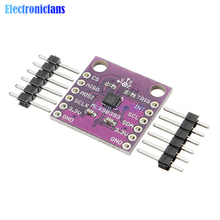 1PCs CJMCU-90393 MLX90393 Digital 3D Hall Sensor Displacement Angle Rotate 3D Position Board Module