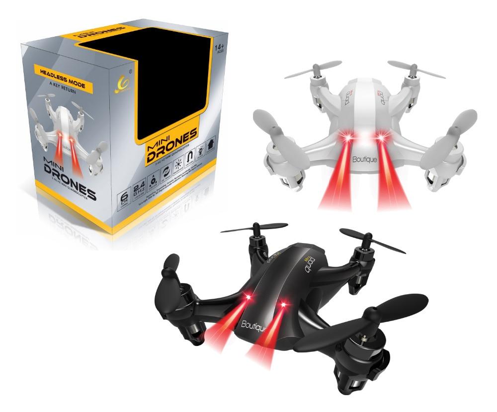 RC Mini Drone X165 Nano Quadcopter daljinski upravljalnik helikopter - Radijsko vodene igrače