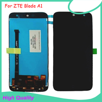 5 0 Inch Black Full LCD DIsplay For ZTE Blade A1 With Touch Screen Digitizer Assembly