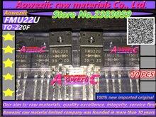 Aoweziic 100% nowe importowane oryginalne FMU22U FMU 22U TO 220F szybkie diody odzysku
