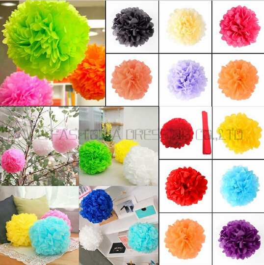 29 colors diy tissue paper pom poms 12 inch30cm 40pcslot diy tissue paper pom poms 12 inch30cm 40pcslot wedding paper flowers balls free shipping in artificial dried flowers from home garden on mightylinksfo