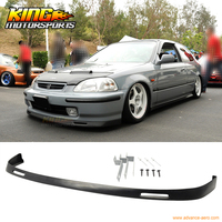 For 1996 1997 1998 Honda Civic BYS Front Bumper Lip Under Chin