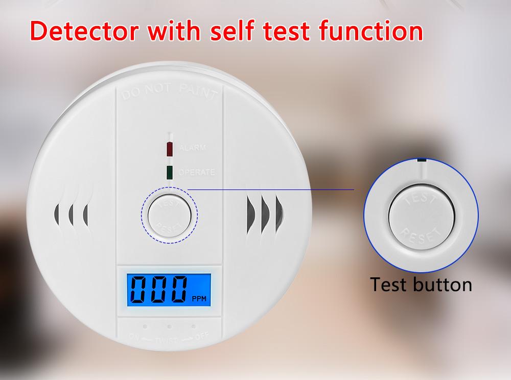 CO Gas Sensor 4