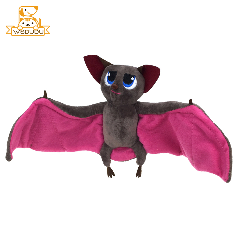 Hotel Dracula Vampire Dolls Cute Movie Figure Mini Animal Bat Charming Plush Stuffed Toys Kawaii Cartoon Anime For Children Gift