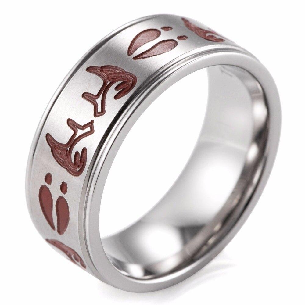 antler jewelry hunting wedding bands Deer Antler Ring Silver Deer Antler Ring in Solid White Bronze Deer Antlers Ring
