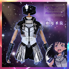 Lovelive Sunshine Theatre version insert song 3 Believe again Saint Snow Cosplay Costume