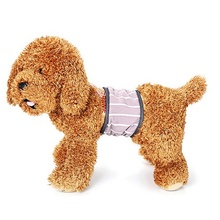 Cute Pet Dog Physiological Pants Dot Cotton Panties Sanitary Underwear Diapers Puppy Shorts Z