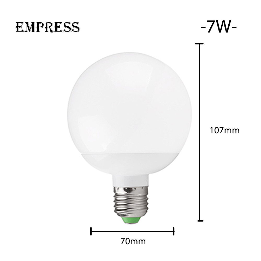 Lâmpadas Led e Tubos 220 v 110 v lampada Tipo de Ítem : Globe Bulb Lights