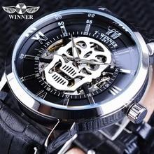 Steampunk hombre ganador reloj
