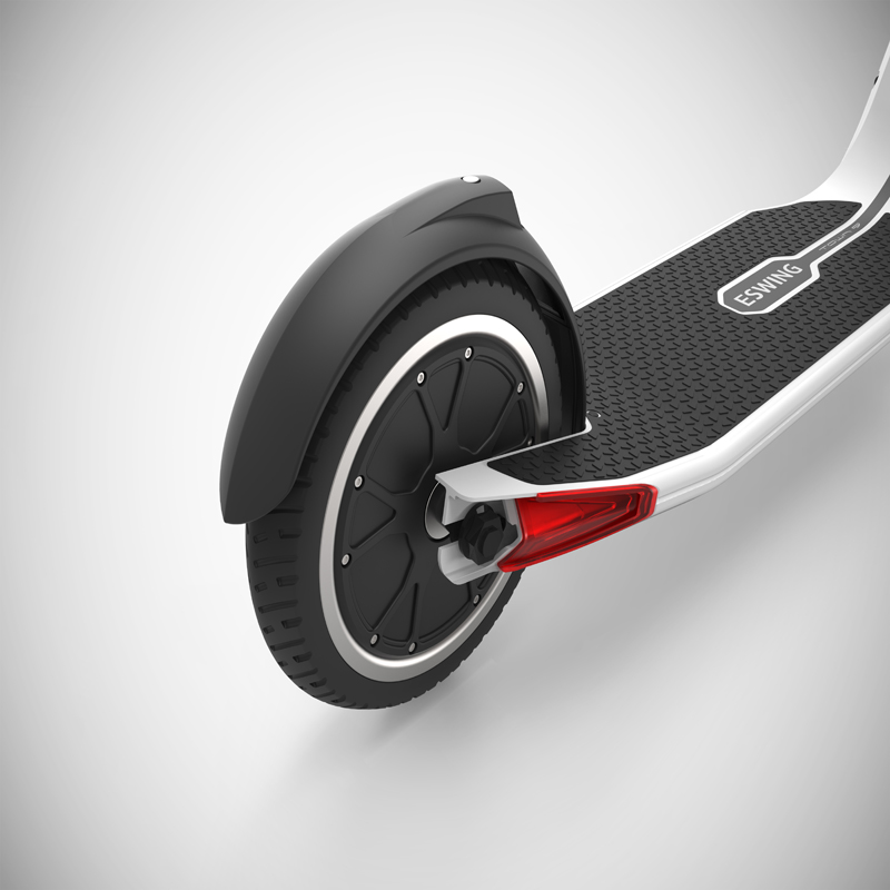 ESWING electric kick scooter 3 wheels board 3 tricycle mobility scooter adult, cycle board,Cycleboard LG lithium battery (25)