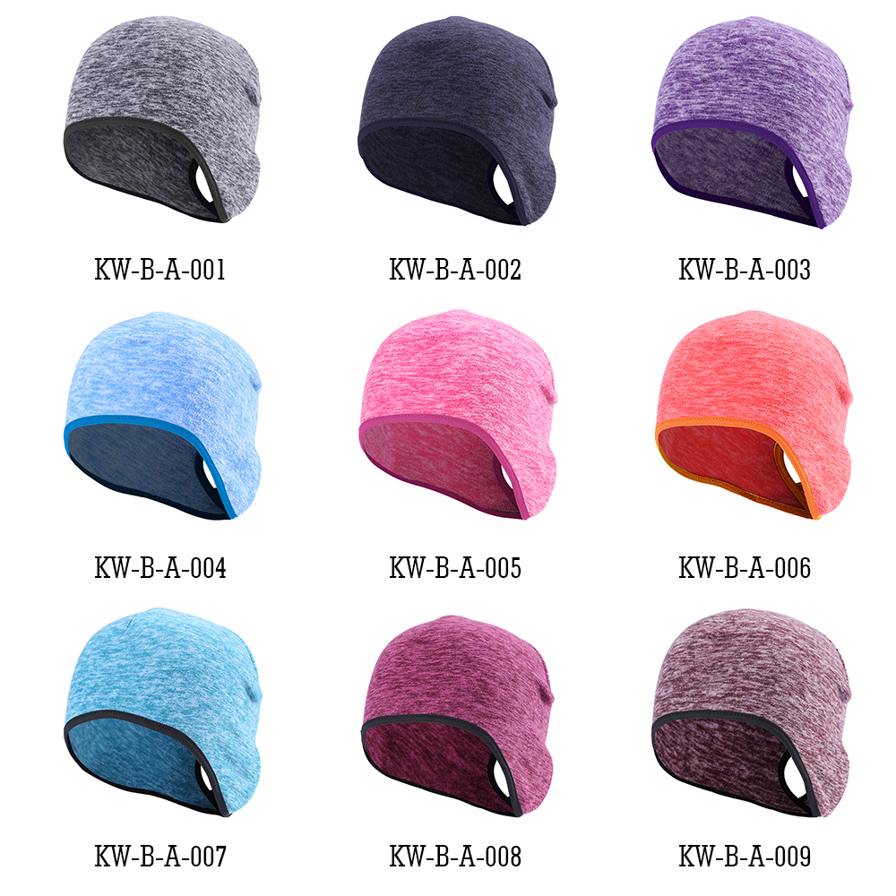 Outdoor Women Ponytail Fleece Running Hats Winter Warm Thermal Sports  Bicycle Snowboard Hiking Cycling Cap Snow Windproof Skiing-in Running Caps  from Sports ... 9b7227bc0ed