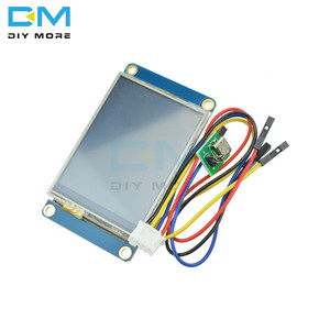 """Image 4 - 2.4"""" Nextion HMI Intelligent Smart USART UART Serial Touch TFT LCD Module Display Panel For Raspberry Pi 2 A+ B+ For Arduino"""