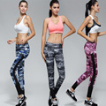 Sexy Leggings Fitness Women Space Pattern Leggins Active Casual Brand Clothing Leggins Workout Casual Pants