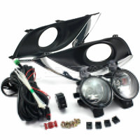 One Set Car Styling LED Daytime Running Lights For NISSAN SUNNY VERSA 2014 Daylight Fog Lamp