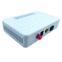 2PCS 1G1 port onu gpon onu epon olt gpon 1.25G EPON ONU FTTH FTTO FTTB ethernet passive fiber device with adapter