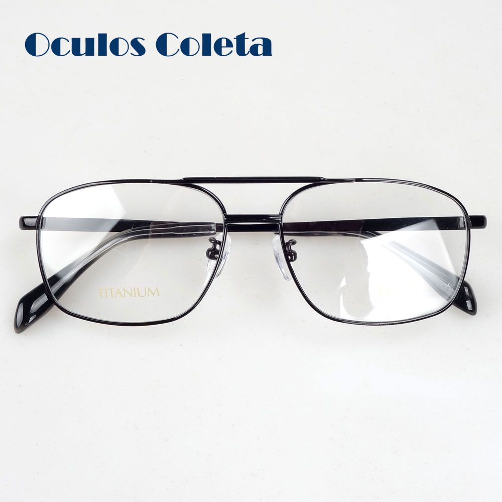 673953b5f2 Buy titanium glasses men silver and get free shipping on AliExpress.com