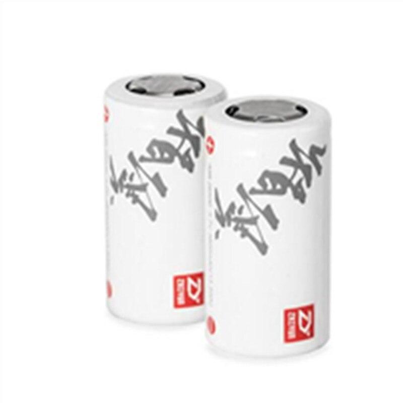 2 piezas IMR 26500 de 3,7 V 3600 mAh Lipo batería para Zhiyun grúa/grúa M estabilizador cardán espaà a accesorios Crane la batería