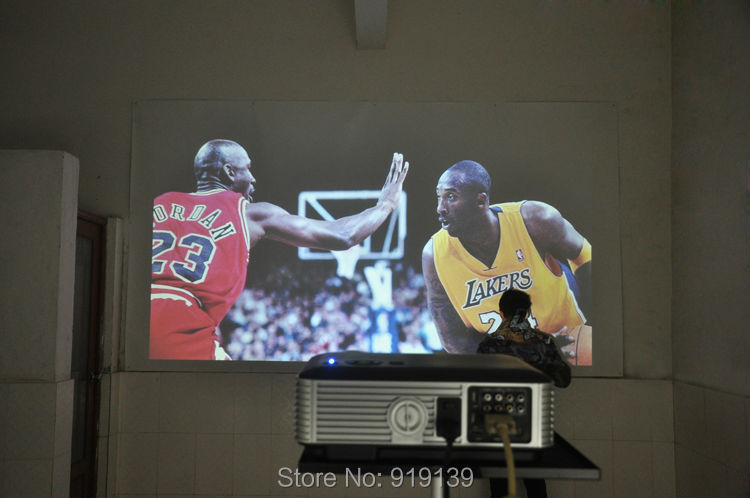 New HD Projector testing pic 9