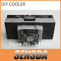 DIY refrigeration Peltier semiconductor cooling system DIY kit heatsink Peltier cooler